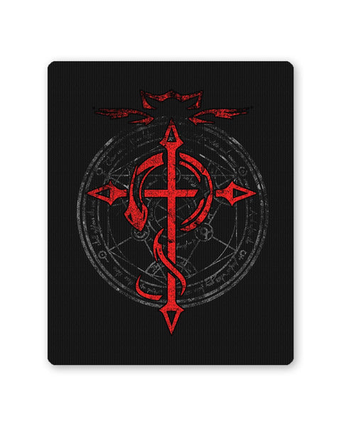 Buy Mousepads Online India | Full Metal Alchemist Inspired Mouse Pad Online India