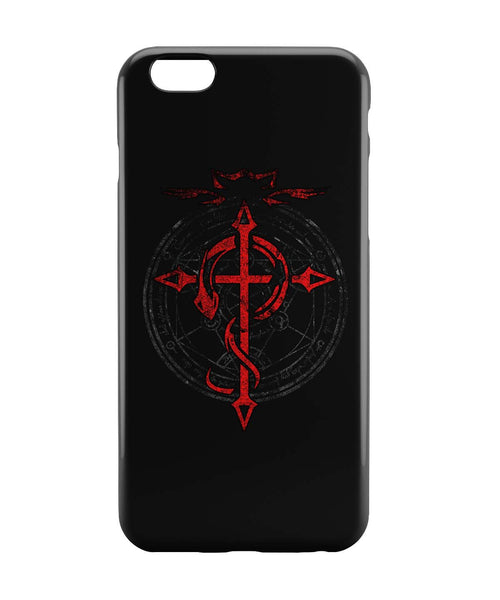 iPhone 6 Case & iPhone 6S Case | Full Metal Alchemist Inspired iPhone 6 | iPhone 6S Case Online India | PosterGuy