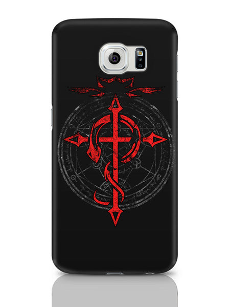 Samsung Galaxy S6 Covers & Cases | Full Metal Alchemist Inspired Samsung Galaxy S6 Covers & Cases Online India