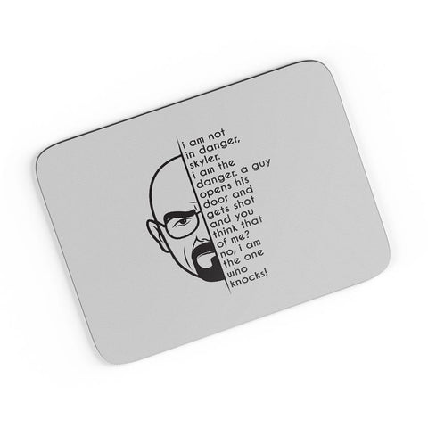I am not in Danger | I am the Danger A4 Mousepad Online India
