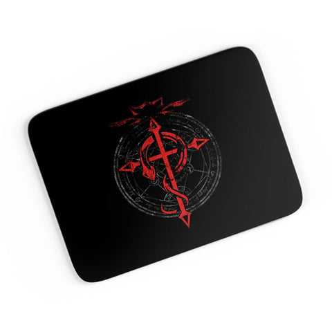 Full Metal Alchemist Inspired Fan Art  A4 Mousepad Online India