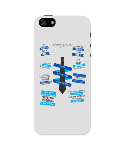 iPhone 5 / 5S Cases & Covers | I Don't Play The Man | I Play The Odds iPhone 5 / 5S Case Online India