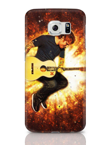 Samsung Galaxy S6 Covers | Ed Sheeran Fire Samsung Galaxy S6 Case Covers Online India