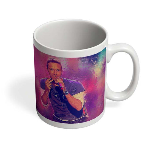 Coffee Mugs Online | Chris Martin Coldplay Mug Online India