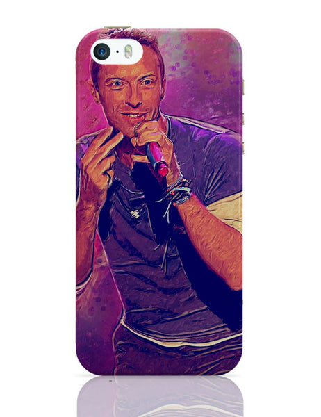 iPhone 5 / 5S Cases & Covers | Chris Martin Coldplay iPhone 5 / 5S Case Online India
