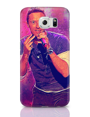 Samsung Galaxy S6 Covers | Chris Martin Coldplay Samsung Galaxy S6 Case Covers Online India