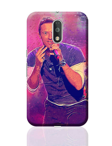 Chris Martin Coldplay Moto G4 Plus Online India