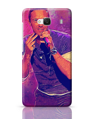 Xiaomi Redmi 2 / Redmi 2 Prime Cover| Chris Martin Coldplay Redmi 2 / Redmi 2 Prime Case Cover Online India