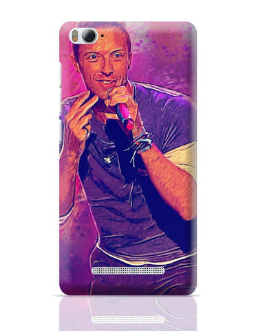 Xiaomi Mi 4i Covers | Chris Martin Coldplay Xiaomi Mi 4i Case Cover Online India