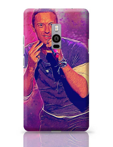 OnePlus Two Covers | Chris Martin Coldplay OnePlus Two Case Cover Online India