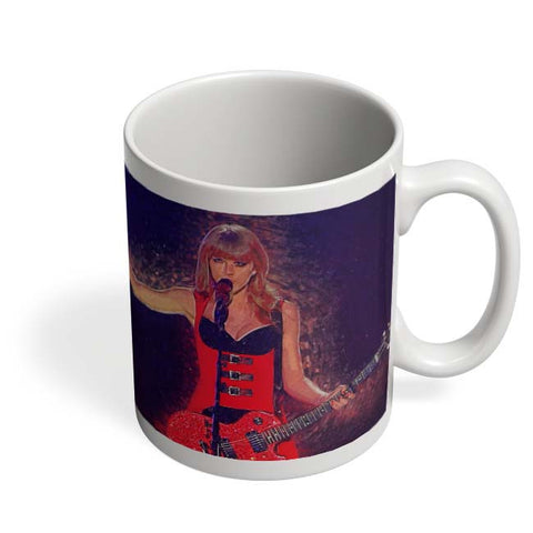 Coffee Mugs Online | Taylor Swift Painting Mug Online India