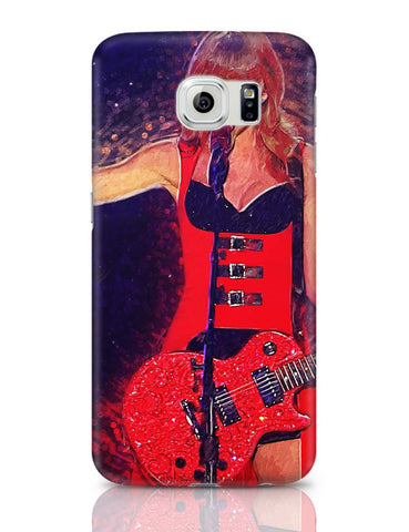 Samsung Galaxy S6 Covers | Taylor Swift Painting Samsung Galaxy S6 Case Covers Online India