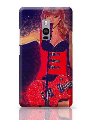 OnePlus Two Covers | Taylor Swift Painting OnePlus Two Case Cover Online India