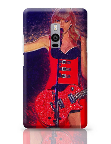 OnePlus Two Covers | Taylor Swift Painting OnePlus Two Cover Online India