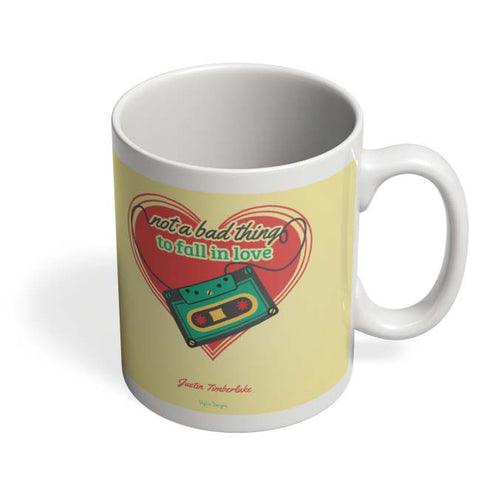 Coffee Mugs Online | Not A Bad Thing - Justin Timberlake Mug Online India