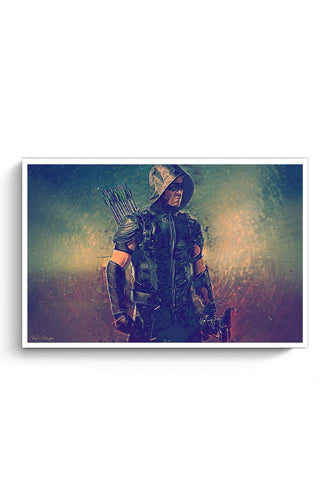 Buy Arrow Painting Poster