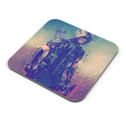 Arrow Painting Coaster Online India