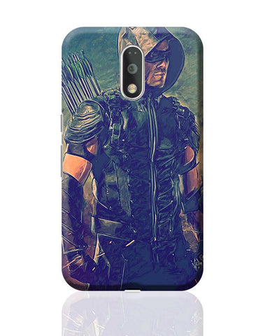Arrow Painting Moto G4 Plus Online India