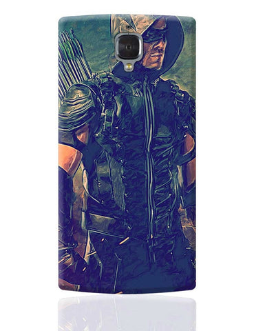 Arrow Painting OnePlus 3 Cover Online India