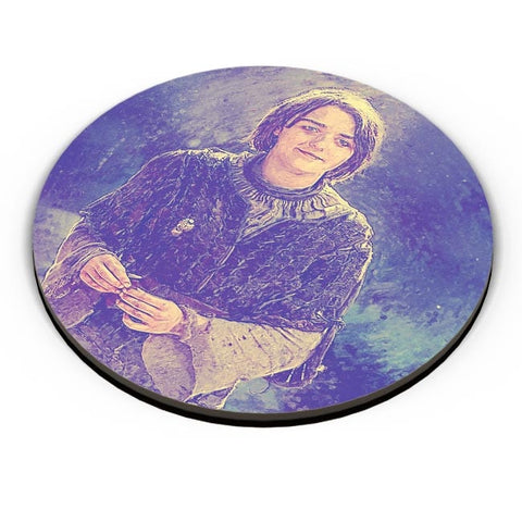 Arya Stark Painting Fridge Magnet Online India