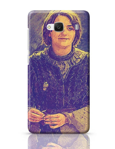 Arya Stark Painting Redmi 2 / Redmi 2 Prime Covers Cases Online India