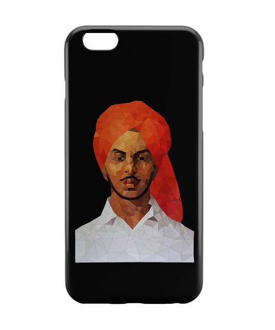iPhone 6 Case & iPhone 6S Case | Bhagat Singh Poly Art iPhone 6 | iPhone 6S Case Online India | PosterGuy