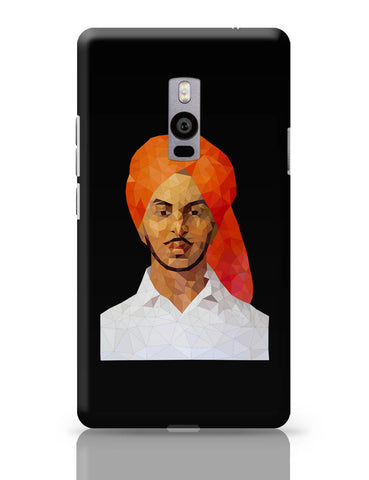 OnePlus Two Covers | Bhagat Singh Poly Art OnePlus Two Cover Online India