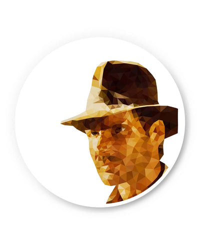 PosterGuy | Harrison Ford Poly Art Fridge Magnet 1573034519-FM Online India