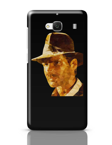 Xiaomi Redmi 2 / Redmi 2 Prime Cover| Harrison Ford Poly Art Redmi 2 / Redmi 2 Prime Cover Online India