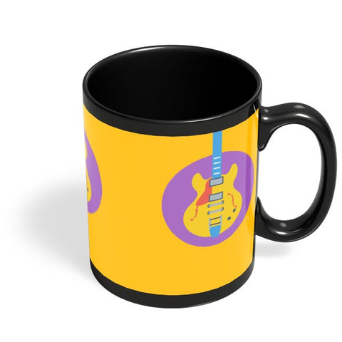 Guitar Coffee Mug Black Coffee Mug Online India