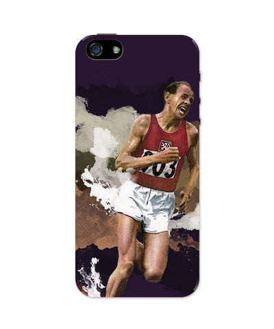 iPhone 5 / 5S Cases & Covers | Emil Zatopek iPhone 5 / 5S Case Online India
