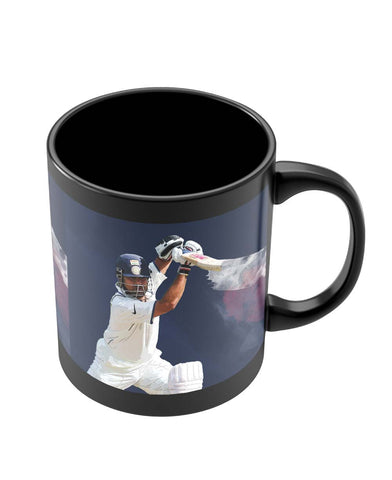 Coffee Mugs Online | Sachin Tendulkar Master Blaster Black Coffee Mug Online India