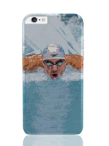 iPhone 6 Plus / 6S Plus Covers & Cases | Michael Phelps Swimming Champion iPhone 6 Plus / 6S Plus Covers and Cases Online India