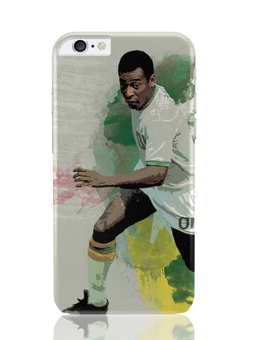 iPhone 6 Plus / 6S Plus Covers & Cases | Brazil Legend Pele Illustration iPhone 6 Plus / 6S Plus Covers and Cases Online India