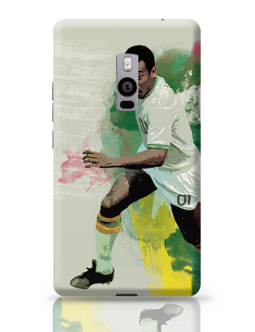 OnePlus Two Covers | Brazil Legend Pele Illustration OnePlus Two Cover Online India