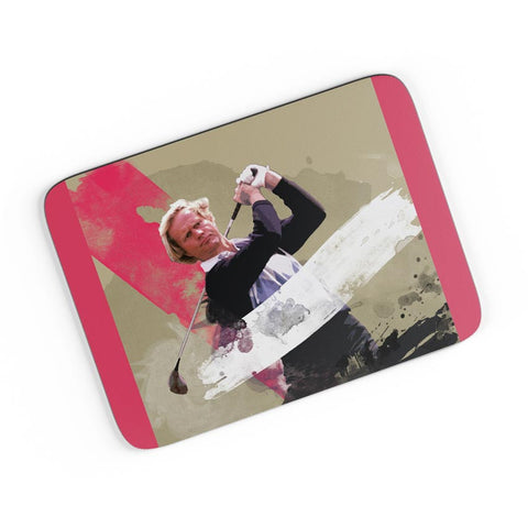 "Jack William Nicklaus ""The Golden Bear"" A4 Mousepad Online India"
