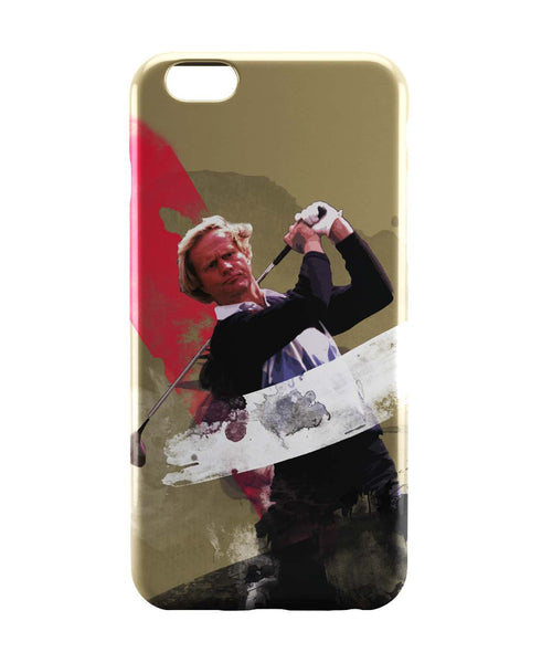 "iPhone 6 Case & iPhone 6S Case | Jack William Nicklaus ""The Golden Bear"" iPhone 6 