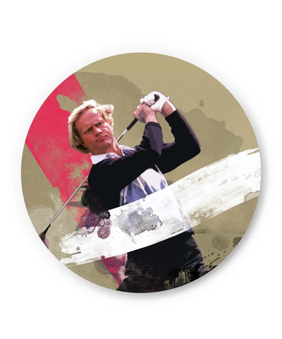 "PosterGuy | Jack William Nicklaus ""The Golden Bear"" Fridge Magnet 1583057519-FM Online India"
