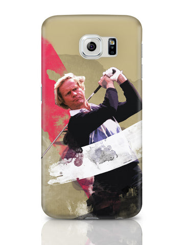 "Samsung Galaxy S6 Covers & Cases | Jack William Nicklaus ""The Golden Bear"" Samsung Galaxy S6 Covers & Cases Online India"