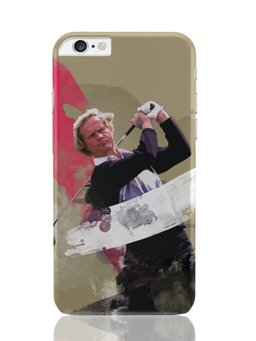 "iPhone 6 Plus / 6S Plus Covers & Cases | Jack William Nicklaus ""The Golden Bear"" iPhone 6 Plus / 6S Plus Covers and Cases Online India"