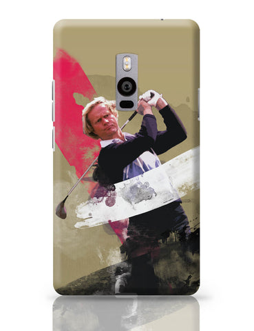"OnePlus Two Covers | Jack William Nicklaus ""The Golden Bear"" OnePlus Two Cover Online India"