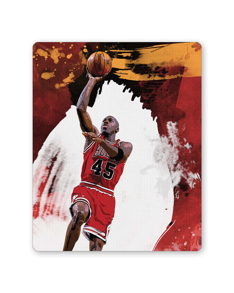 Buy Mousepads Online India | Michael Jordan Living the Dream Mouse Pad Online India