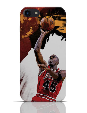 Michael Jordan Living the Dream iPhone 7 Covers Cases Online India