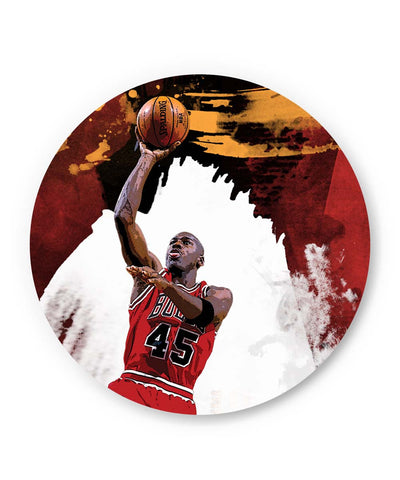 PosterGuy | Michael Jordan Living the Dream Fridge Magnet 1583067519-FM Online India