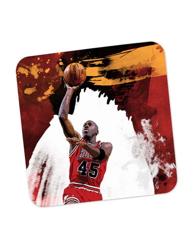 Buy Coasters Online | Michael Jordan Living the Dream Coaster Online India | PosterGuy.in