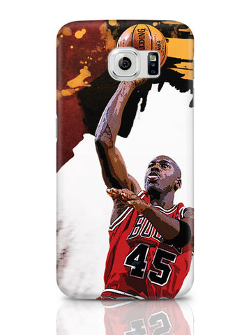 Samsung Galaxy S6 Covers & Cases | Michael Jordan Living The Dream Samsung Galaxy S6 Covers & Cases Online India