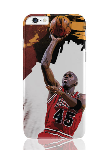 iPhone 6 Plus / 6S Plus Covers & Cases | Michael Jordan Living The Dream iPhone 6 Plus / 6S Plus Covers and Cases Online India