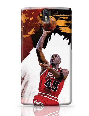 OnePlus One Covers | Michael Jordan Living the Dream OnePlus One Cover Online India