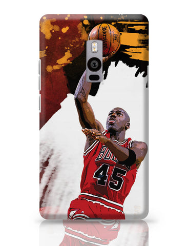 OnePlus Two Covers | Michael Jordan Living the Dream OnePlus Two Cover Online India
