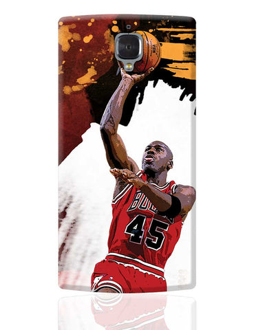 Michael Jordan Living the Dream OnePlus 3 Cover Online India